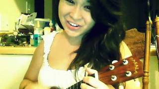 best love song by tpain feat chris brown ukulele cover