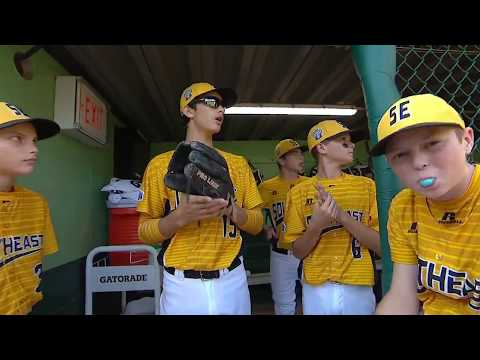 LLWS17 - USA CHAMPIONSHIP - Lufkin Texas vs  Greenville North Carolina - #ilovewilliamsport