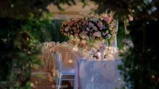 Weddings Luxury 2014 Puntata 3 - Rose, poesia e romanticismo nei giardini di Tenuta San Domenico
