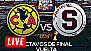 AMÉRICA VS SAPRISSA EN VIVO 🔴 28 DE FEBRERO DEL 2018 LIGA CONCACAF