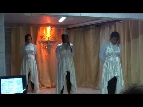 Teu santo nome - Gabriela Rocha - Coreografia  Dança