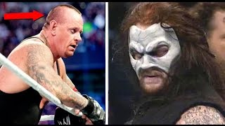 10 Times THE UNDERTAKER Changed His Look