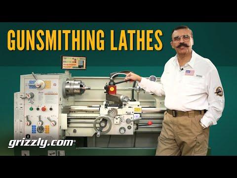 Gunsmithing Lathes