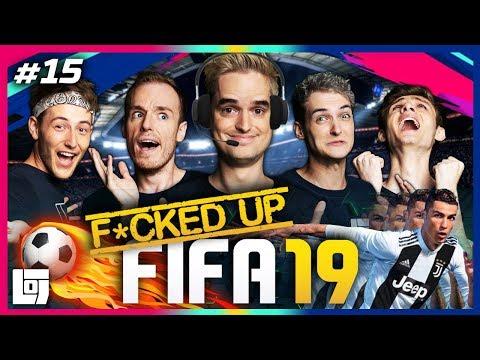F*CKED UP FIFA 19 met COMMENTATOR DON en Jeremy, Joost, Duncan en Roedie | LOGS3 | #15