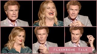 TRY NOT to LAUGH WATCHING WILL FERRELL AND AMY POEHLER