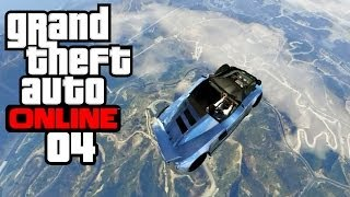 GTA online #04 [HD] - Tor Katapult Glitch ★ Let´s Play together GTA online