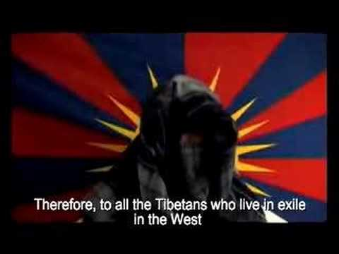 """Tibet Riots were pre-planned by """"Free Tibet"""" extremists"""