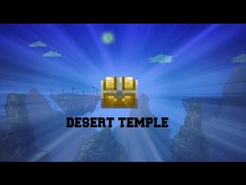 Terraria - Desert Temple