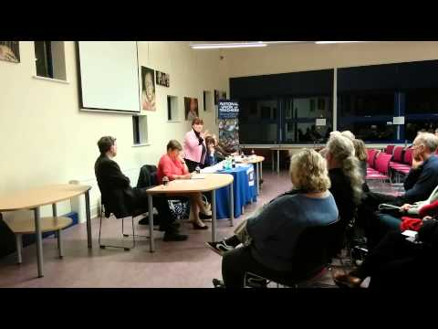 Gloucester Education Question Time, Friday March 6th, 2015 (Part 3)