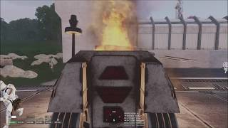 How a prisoner can COMMANDEER an APC WHILE BEING DETAINED: Arma 3 Checkpoint RP
