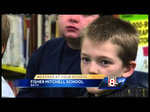 Weather at your school: Fisher Mitchell School