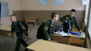 видео Минусинский кадетский корпус