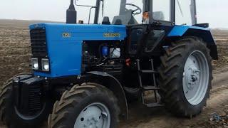 мТЗ 82 - Обзор характеристик трактора Беларус МТЗ 82