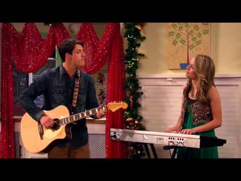 For You  Music Video  Bridgit Mendler and Shane Harper  Good Luck Charlie  Disney Channel