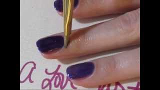 ✧  How to: Remove Nail Polish From Your Cuticles ♥