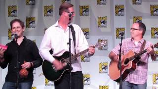SDCC 2011 - Psych Theme Song