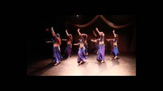 Sahara Dance Winter Caravan 2014