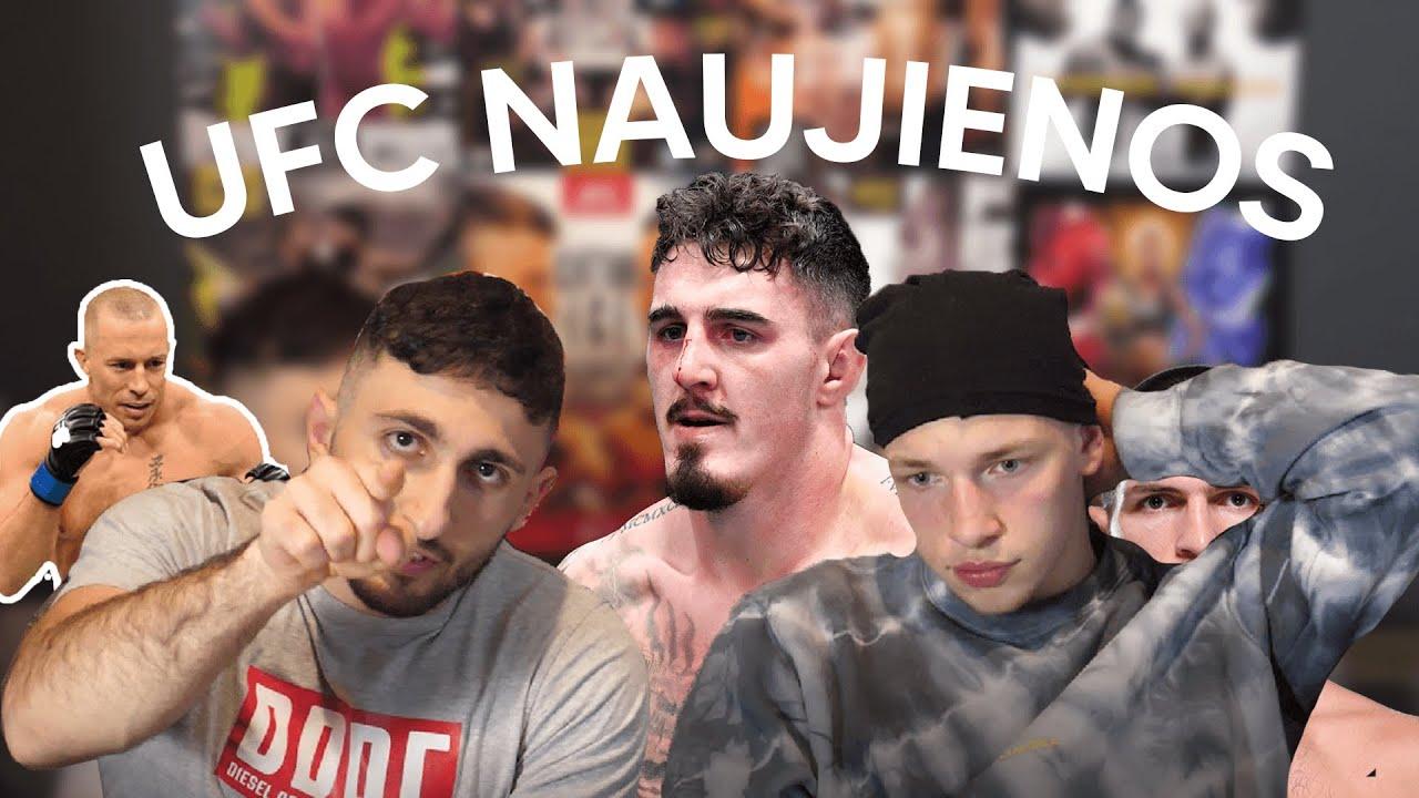 Download BANKE #5: UFC NAUJIENOS