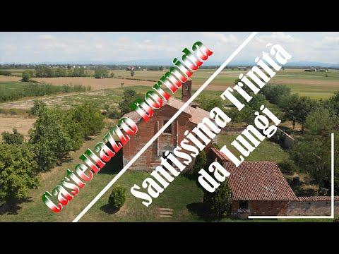 Castellazzo Bormida  Santissima Trinità Da Lungi (Chiesa Piemonte Church Piedmont) Italia