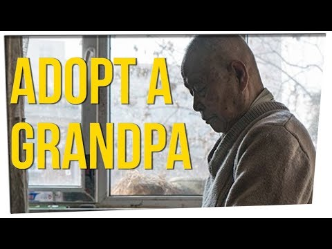 Lonely Old Man Puts Himself Up For Adoption ft. Tim DeLaGhetto & DavidSoComedy