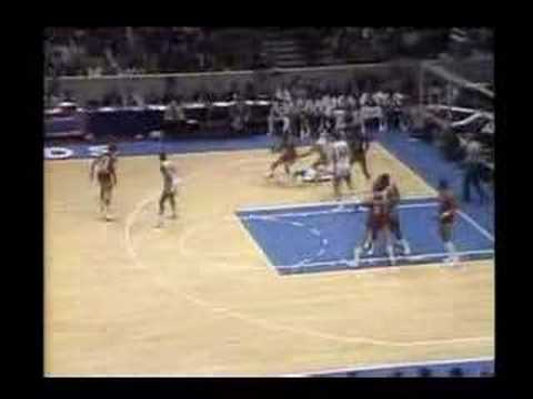 1984 NBA Playoffs: New Jersey upsets Philadelphia