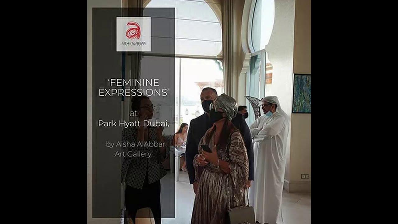 """""""Feminine Expressions"""" at Park Hyatt Dubai"""