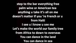 2face - Dance Floor [Lyrics]