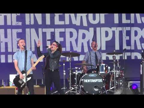 The Interrupters - On A Turntable Live 77...