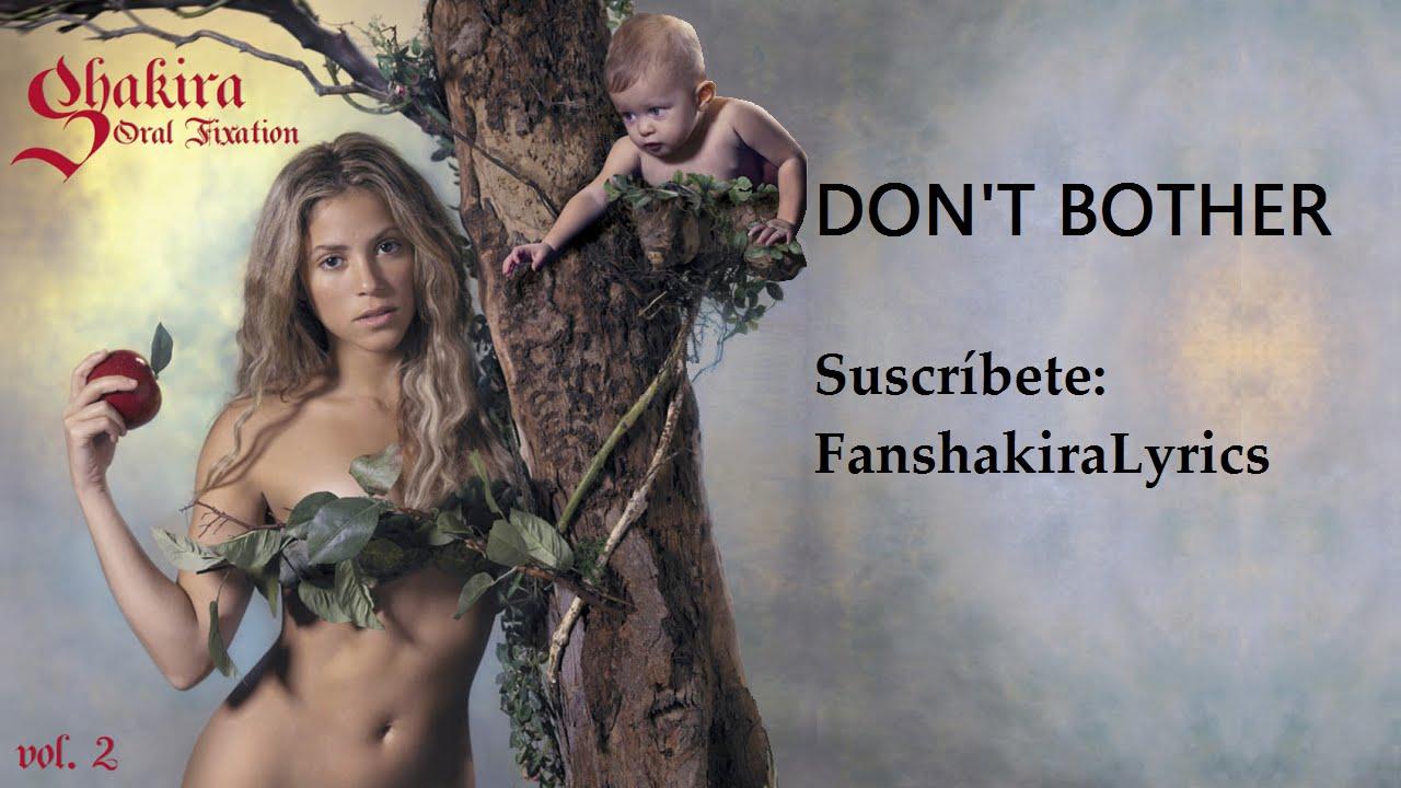 Download 05 Shakira - Don't Bother [Lyrics]