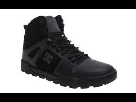 DC Spartan High WR Boots - Review - The-House.com