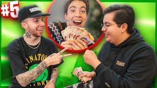 PIEDRA, PAPEL O TIJERA POR $10,000!!!