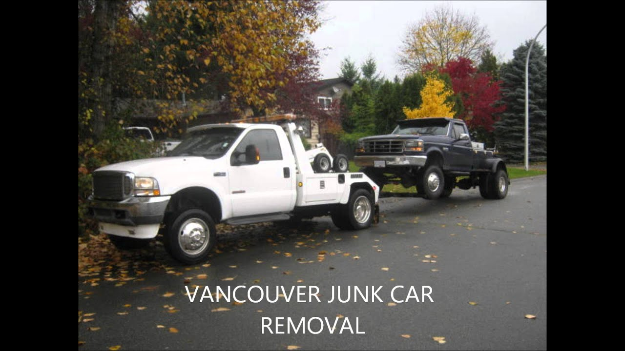 Scrap Car Removal Surrey b,c Junk Car Towing Surrey Canada - YouTube