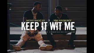 "[FREE] NBA YOUNGBOY x MONEYBAGG YO TYPE BEAT 2017 ""Keep It Wit Me"" (Prod. By @two4flex & Tahj $)"