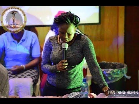 Evangelist Portia Lesito @Potch Evangelical Movement