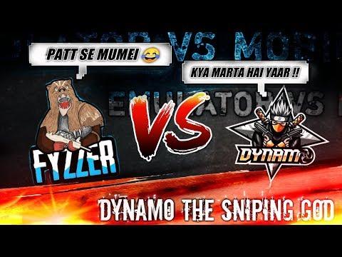HYDRA DYNAMO VS FYZZER || HYDRA Vs HYDRA || LEARNING FROM THE LEGEND || QUICKSCOPE || #HailHydra