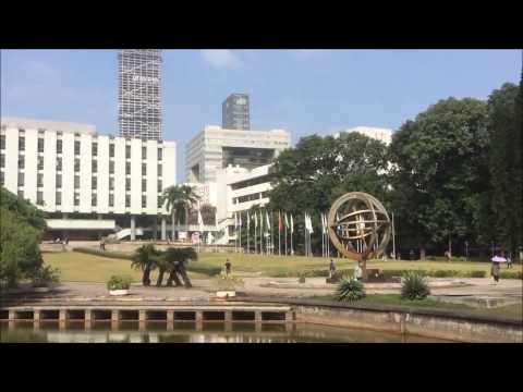China, Shenzhen, Shenzhen University(Шэньчженьский университет).