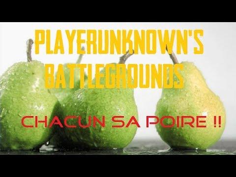 PLAYERUNKNOWN'S BATTLEGROUNDS Chacun sa poire avec LeGrillePain & Kayuso Kira