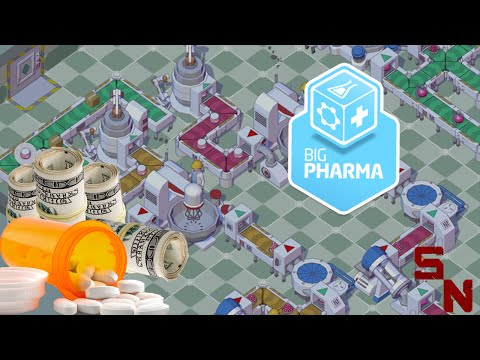 Lets Play with Drugs! | Big Pharma | SwordlessNinja