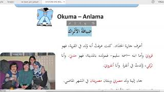 Ata Üni #AÖF / #Arapça 3 / 13.Ünite / ''İSMİ MENSUB VE İSMİ TASĞİR''