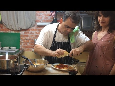 Pasta Fazool Episode 24 Homemade Ravioli