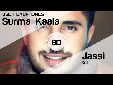 SURMA KAALA 8D Audio Song - Jassie Gill (Snappy | Jass Manak | New Song 2019 | T-Series 2019)