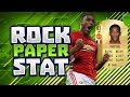 EPIC ANTHONY MARTIAL ROCK PAPER STAT FIFA 18