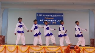 Ramji Ki Chaal Dekho, IHHS Academy, 10th Foundation Day 2016