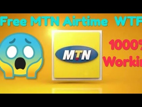Free😱 MTN Airtime 1000% Working! |Like&Share