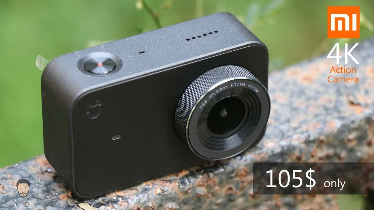 Best Budget 4k Camera Xiaomi Mijia Mini 4k Action Camera