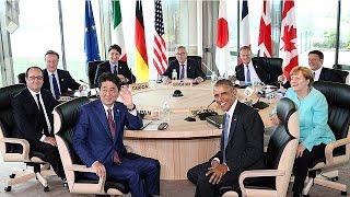 نمو الاقتصاد العالمي على طاولة قمة مجموعة ال7 في اليابان     26-5-2016