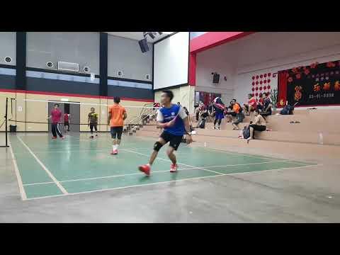 Badminton SUBC Open Court Eddy&Zul Vs Darul&A9