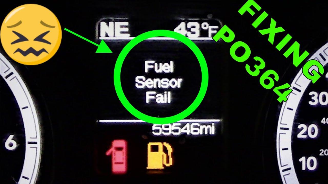 fuel pump replacement ram 1500 11 14 p0364 fuel sensor fail [ 1280 x 720 Pixel ]