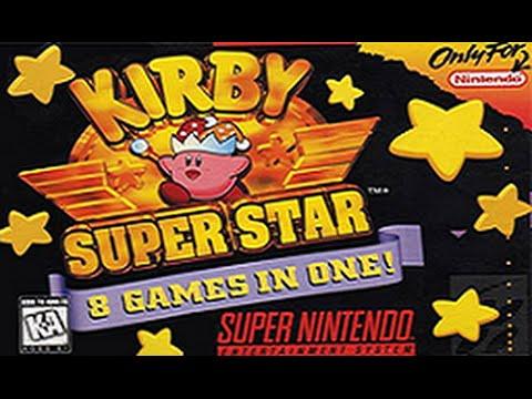 TAP (SNES) Kirby Super Star (No Damage & 100%)