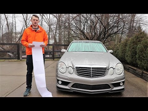 Download Here's What You Need to Know Before Buying a E55 AMG Mercedes - Buyer's Guide